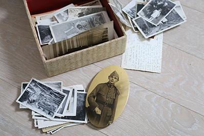 Boîte de souvenirs