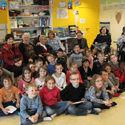 Rencontre école Vue 2012